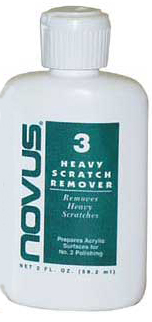 Novus Heavy Scratch Remover 3 59.2ml