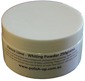 Whiting Powder - Vienne Lime 250 Grams