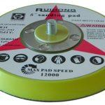 5 inch 125mm Vinyl Type Backing Pad