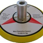 6 inch 150mm Vinyl Type Backing Pad With M14 Adaptor