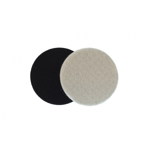 Rayon Velour Felt polishing disc for glass, plasti...