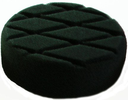 3 Inch 75mm Black T10 Finishing Foam pad