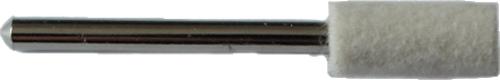 6mm Felt Polishing Cylinder Bob With 3mm Shaft
