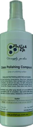 Glass Polishing Compound 250ml