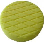 150mm Yellow T80 Heavy Cut Foam Pad