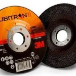 3M Cubitron II Depressed Centre Metal Grinding Wheels – Iron Free