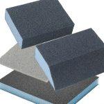 Single-sided, flexible Sanding Block