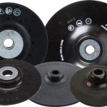 Fibre Disc Back Up Pads for Angle Grinders