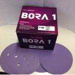 Bora 1 Velstick Sanding Discs – 150mm x 7 ho...