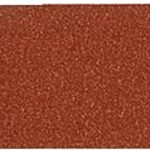 Orbital Half Sheets Red Aluminium Oxide