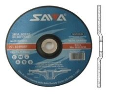 SAWA Depressed Centre Metal Grinding Wheels
