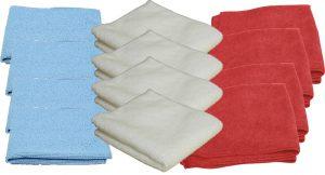 Polish Up Microfiber Cloths
