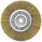 Straight Brushes – For Bench Grinders