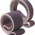 Aluminium Oxide Cloth Backed Belts 10 Packs